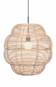 Lampa WAGNER XL nature, ∅50x50cm  Globen Lighting