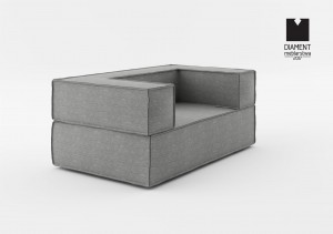 Sofa 150 NOi BASIC 150x90x67cm, Absynth